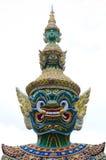 Reus bij Emerald Buddha-tempel Stock Fotografie