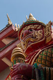 Reus in de tempel Royalty-vrije Stock Afbeelding