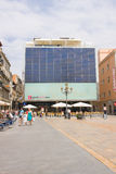 REUS, SPAIN-JULY, 3 : Centre Reus de Gaudi en juillet, 3, 2013 dans Reu, l'Espagne. Photographie stock libre de droits