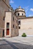 Klooster van St. Pere in Reus, Spanje Stock Foto's