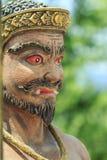 Reus, Tempel, het Mengen, beeldhouwwerk Stock Afbeeldingen