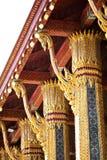 Reus in Wat Phra Kaew Stock Afbeelding