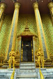 Reus in Wat Phra Kaew Bangkok, Thailand Royalty-vrije Stock Afbeelding