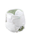 Reusable baby cloth diaper. For save money and environment Royalty Free Stock Image
