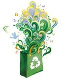 Reusable bog Stock Image