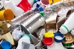 Reusable odpady zdjęcia royalty free
