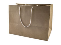 Reusable Paper Bag, isolated Stock Images
