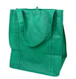 Reusable shopping bag Stock Images