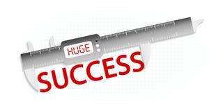 Reusachtig succes vector illustratie