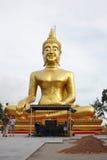 Reusachtige Boedha in Pattaya, Thailand Royalty-vrije Stock Afbeelding