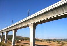 Reusachtige brug Royalty-vrije Stock Foto's
