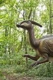 Reusachtige dinosaurus Stock Fotografie