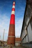 Reusachtige schoorsteen-steel Stock Foto's
