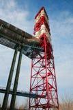 Reusachtige schoorsteen-steel Royalty-vrije Stock Foto's