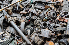 Reuse silnik fotografia stock
