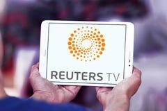 Reuters logo Zdjęcia Royalty Free