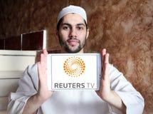 Reuters logo Zdjęcie Royalty Free