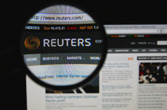 Reuters Royalty Free Stock Photos