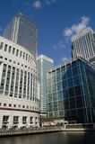 Reuters Plaza, Docklands, London Royalty Free Stock Photography