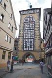 Reutlingen городск стоковое фото rf