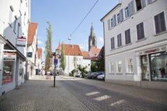 Reutlingen городск стоковое изображение