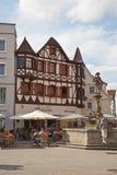 Reutlingen. market place Stock Photo