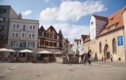 Reutlingen. market place Stock Images