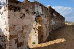 Reuven tomb religious landmark. Stock Photos