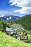 Reuze bergen 2 Royalty-vrije Stock Foto