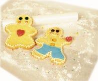 Reuze koekjes, Royalty-vrije Stock Fotografie