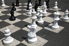 Reuze schaak Stock Foto