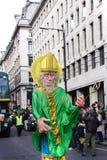 Reuze St Patrick Royalty-vrije Stock Afbeeldingen