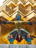 Reuze standbeeld Stock Fotografie