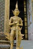 Reuze standbeeld. Stock Foto