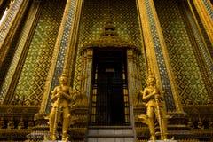 Reuze standbeeld Stock Afbeeldingen