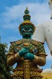 Reuze standbeeld royalty-vrije stock afbeelding