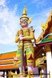 Reuze standbeeld Stock Foto's