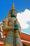 Reuze Wacht - het Paleis van Bangkok Garand Royalty-vrije Stock Afbeelding