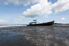 Reuzeboot Royalty-vrije Stock Afbeeldingen