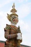 Reuzecijfer/standbeeld Stock Foto