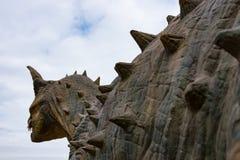Reuzegroottedinosaurus royalty-vrije stock afbeeldingen