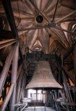 Reuzeklok in de Kathedraal van Keulen Stock Afbeelding