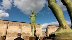 Reuzen van Pompei royalty-vrije stock afbeeldingen