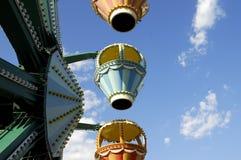 Reuzenrad Royalty-vrije Stock Afbeeldingen
