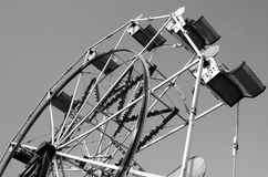 Reuzenrad 2 van het land Royalty-vrije Stock Foto's