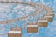 Reuzenrad Stock Afbeelding