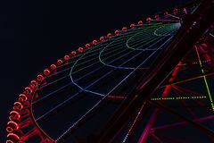 Reuzenradlichten Stock Afbeeldingen