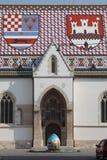 Reuzepaasei, Zagreb stock afbeeldingen