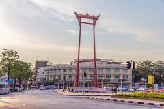 Reuzeschommeling Bangkok Royalty-vrije Stock Fotografie