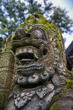 Reuzesteenbeeldhouwwerk in Thailand Stock Foto